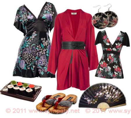 Модные советы - Страница 2 Japan