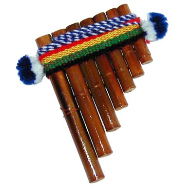 Musical Instruments PanFlute