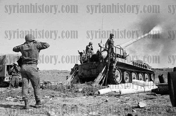 كرمال عيون اخوتنا السوريين ......صور لحرب تشرين 1973 - صفحة 2 627