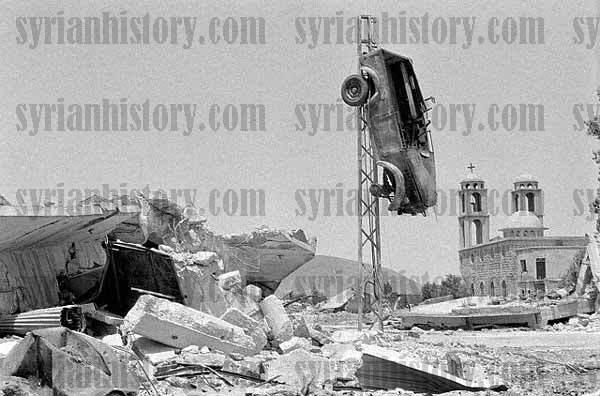 كرمال عيون اخوتنا السوريين ......صور لحرب تشرين 1973 - صفحة 2 629