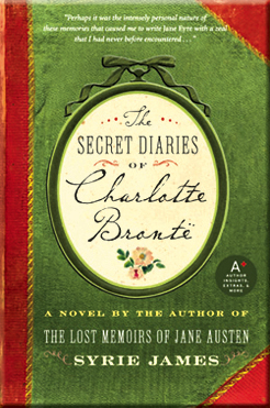 The secret diaries of Charlotte Brontë Book2a