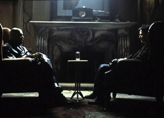 Matrix : Les dialogues-clé du film culte d'Andy et Larry Wachowsky Matrix01_ThePill