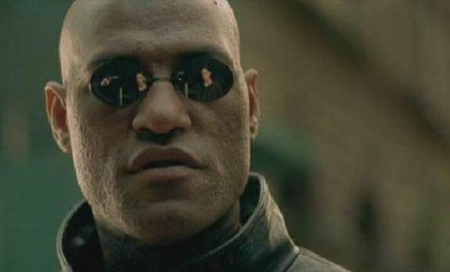 Matrix : Les dialogues-clé du film culte d'Andy et Larry Wachowsky Matrix06Morpheus_small
