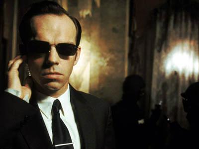Matrix : Les dialogues-clé du film culte d'Andy et Larry Wachowsky Matrix11Agent_small