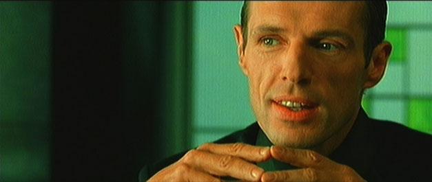 Matrix : Les dialogues-clé du film culte d'Andy et Larry Wachowsky Matrix2_122