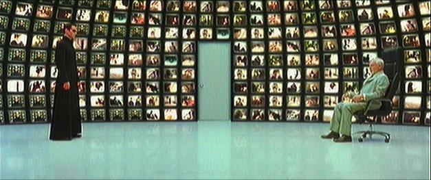 Matrix : Les dialogues-clé du film culte d'Andy et Larry Wachowsky Matrix2_133