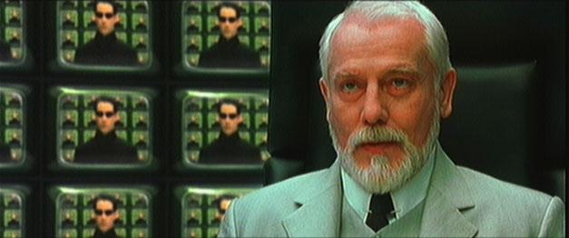 Matrix : Les dialogues-clé du film culte d'Andy et Larry Wachowsky Matrix2_144