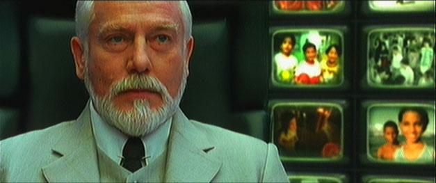 Matrix : Les dialogues-clé du film culte d'Andy et Larry Wachowsky Matrix2_154