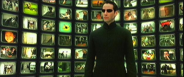 Matrix : Les dialogues-clé du film culte d'Andy et Larry Wachowsky Matrix2_156