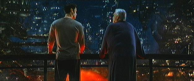 Matrix : Les dialogues-clé du film culte d'Andy et Larry Wachowsky Matrix2_214