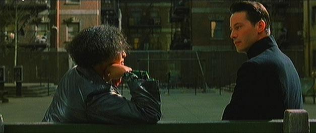 Matrix : Les dialogues-clé du film culte d'Andy et Larry Wachowsky Matrix2_319