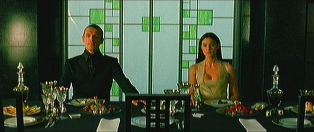 Matrix : Les dialogues-clé du film culte d'Andy et Larry Wachowsky Matrix2_Merovingien2