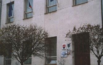 Stredná zdravotnícka škola Nitra Budova