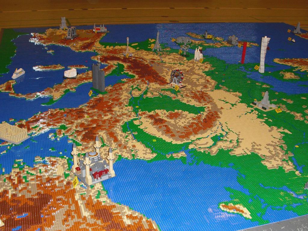 Europamap Euromap_099