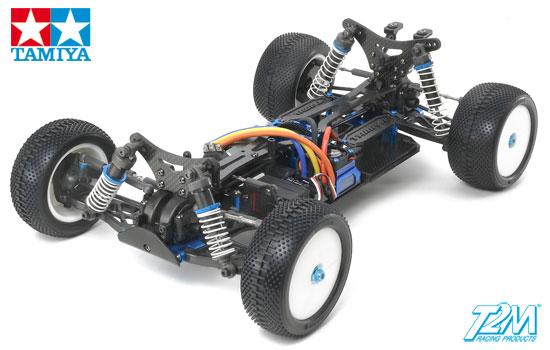 Quel kit de voiture électrique radiocommandée tout terrain choisir? 42183_TRF502X