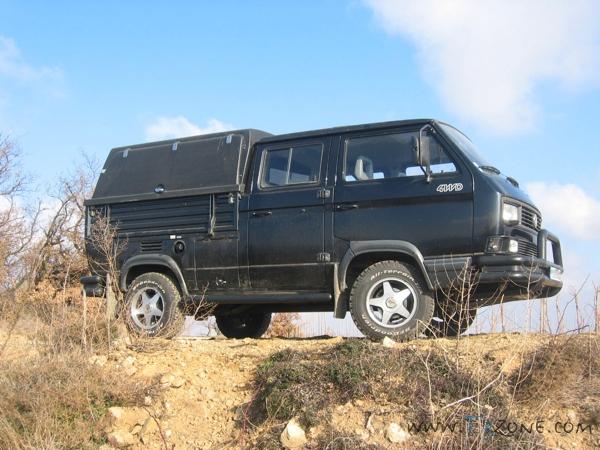 """VW T3 TriStar Syncro """"Noir"""" de 1990 moteur TDI-M  13_IMG_0151_2"""