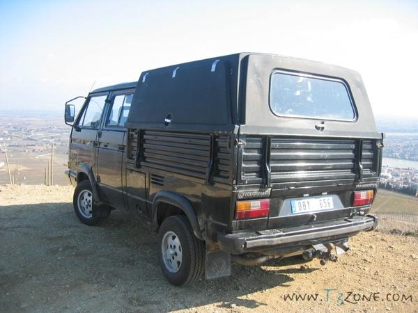 """VW T3 TriStar Syncro """"Noir"""" de 1990 moteur TDI-M  13_IMG_7449_1"""
