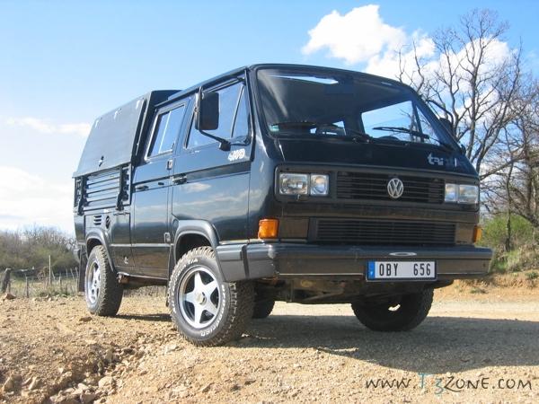 """VW T3 TriStar Syncro """"Noir"""" de 1990 moteur TDI-M  13_IMG_7515_1"""