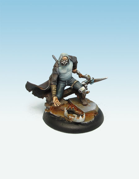 Taban Miniatures Mark-1