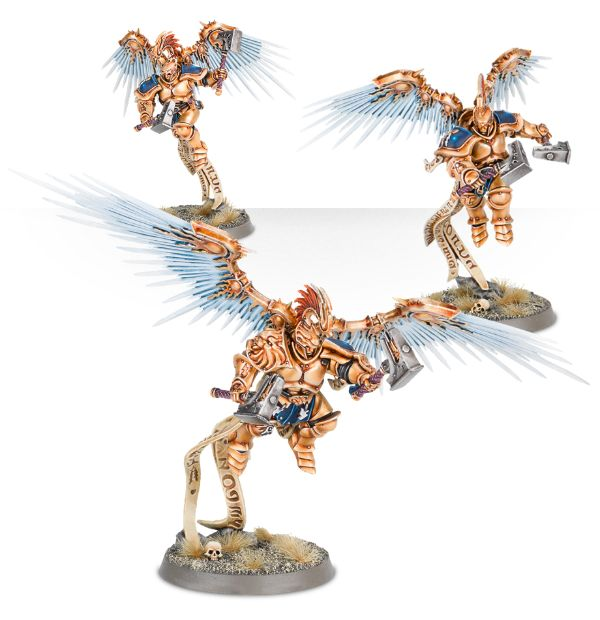Decent alternates to Scourge Wings Aos-Prosecutors
