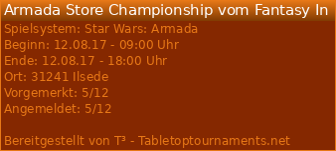 [Armada] Store Championship in Ilsede am 12.8.2017 19542