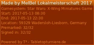 [13.05.2017][Wadersloh-Liesborn]Made by MelBel Lokalmeisters 18460