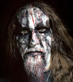 \ m /- METAL \ m /- Gorgoroth-gaahl