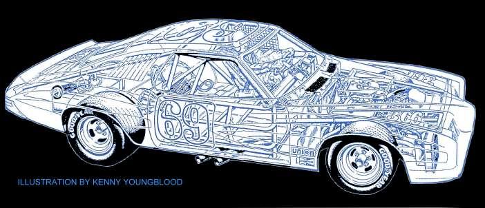 Stock car HerbAdams73NascarGA_3