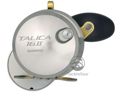 Review Shimano Talica II Pictalica3