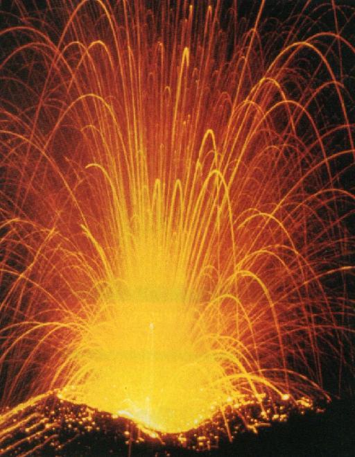 LA BOUILLANTE VOLCANIQUE ET VESUVIENNE  NAPOLI .............. Volcan3