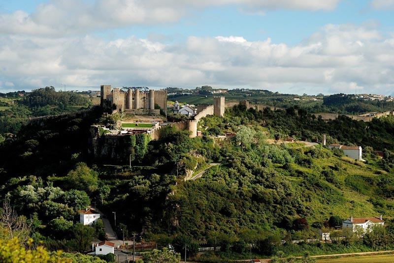 Fotos do Norte ao Sul e SEM LEGENDAS  Castelo-de-obidos-portugal