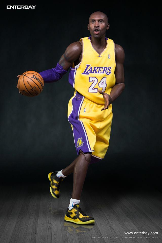 [Enterbay] NBA Real Masterpiece: Kobe Bryant 2.0 (Los Angeles Lakers) Eb4