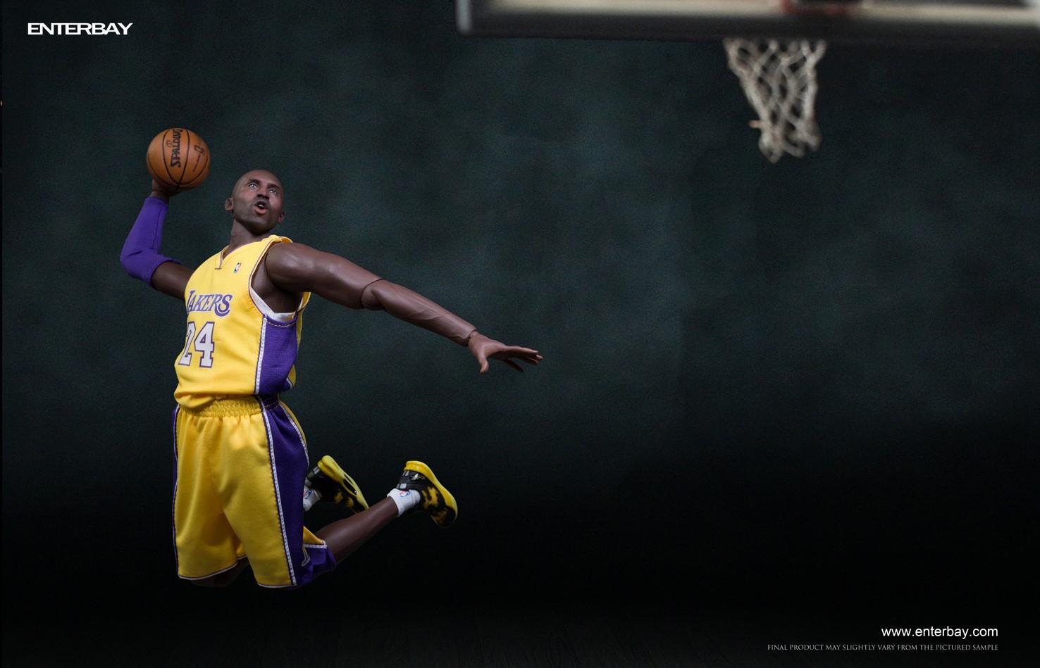 [Enterbay] NBA Real Masterpiece: Kobe Bryant 2.0 (Los Angeles Lakers) Eb5