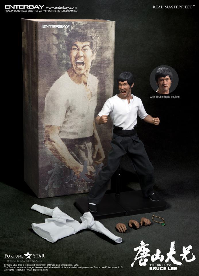 "[Enterbay] Bruce Lee  ""The Big Boss"" - 1/6 Real Masterpiece - Página 2 Ebs01"