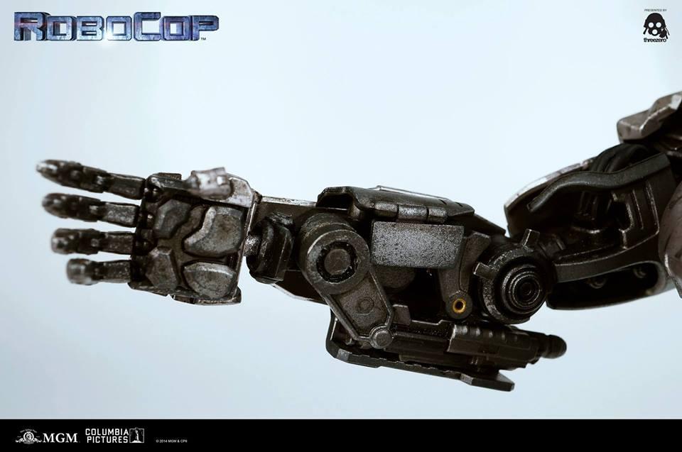[ThreeZero] Robocop 2014 - Drone EM-208 - 1/6 Scale Tz16