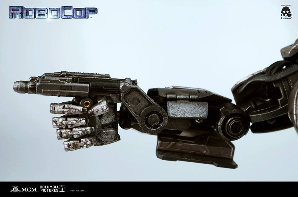 [ThreeZero] Robocop 2014 - Drone EM-208 - 1/6 Scale Tz17