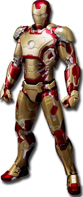 Iron Man (S.H.Figuarts) - Page 2 Iron_img01