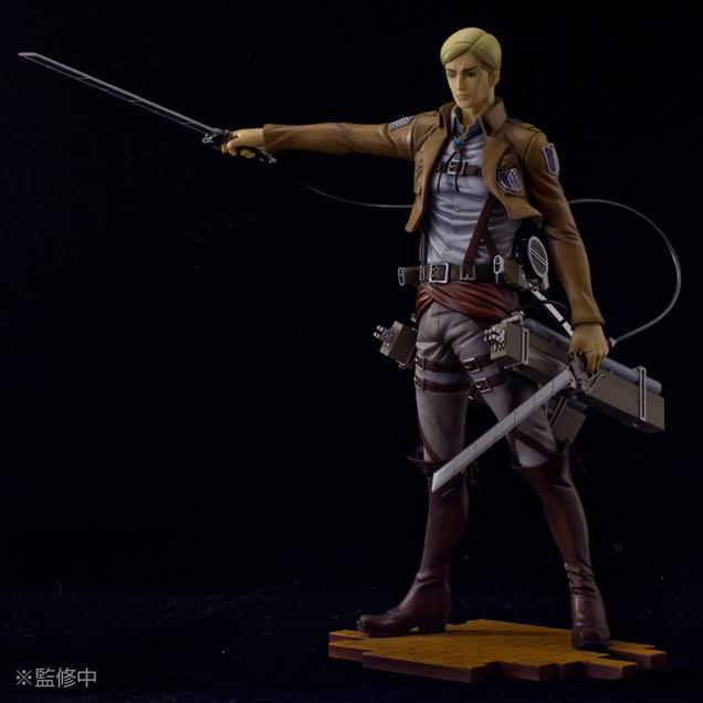 [Sentinel] Brave-Act   Shingeki no Kyojin: Erwin Smith (1/8) St150900
