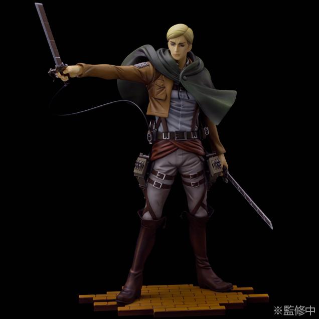 [Sentinel] Brave-Act   Shingeki no Kyojin: Erwin Smith (1/8) St150901