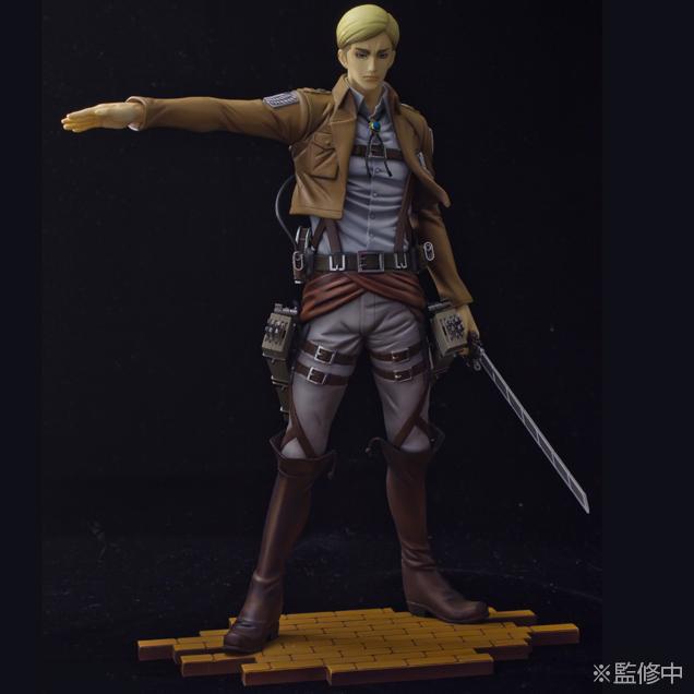 [Sentinel] Brave-Act   Shingeki no Kyojin: Erwin Smith (1/8) St150903