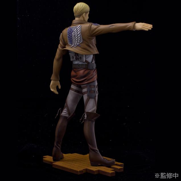 [Sentinel] Brave-Act   Shingeki no Kyojin: Erwin Smith (1/8) St150908