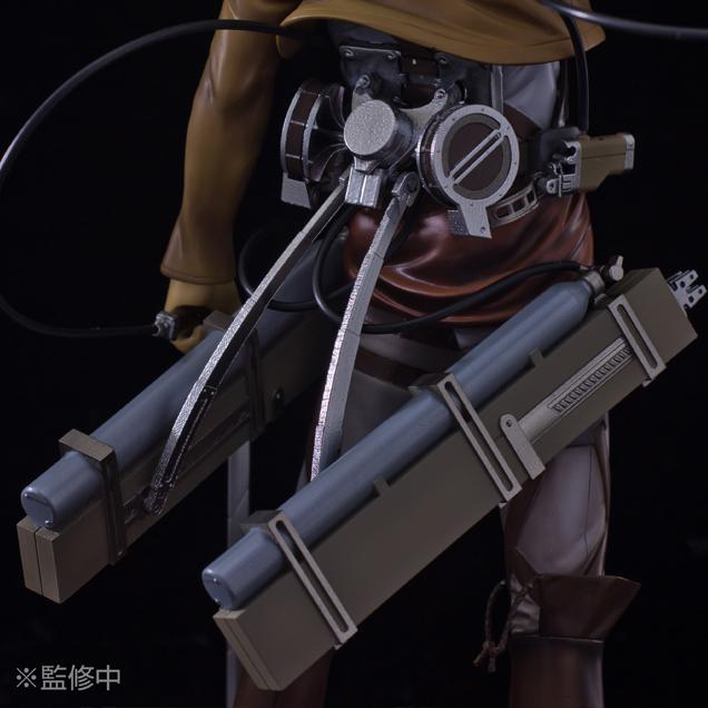 [Sentinel] Brave-Act   Shingeki no Kyojin: Erwin Smith (1/8) St150909