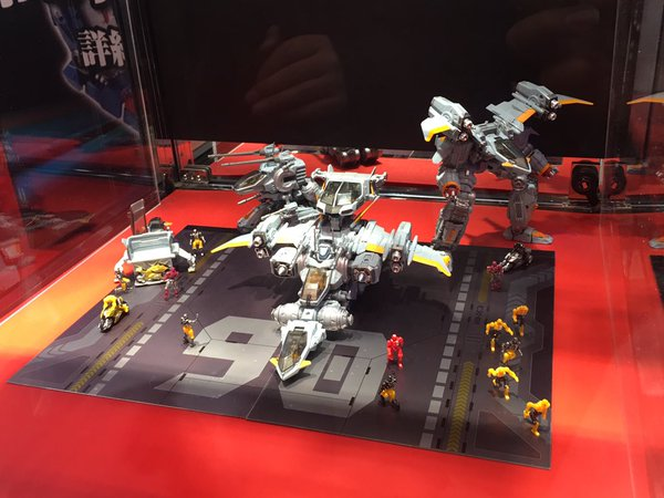 Diaclone: TakaraTomy relance la gamme de jouets Wf16ta008