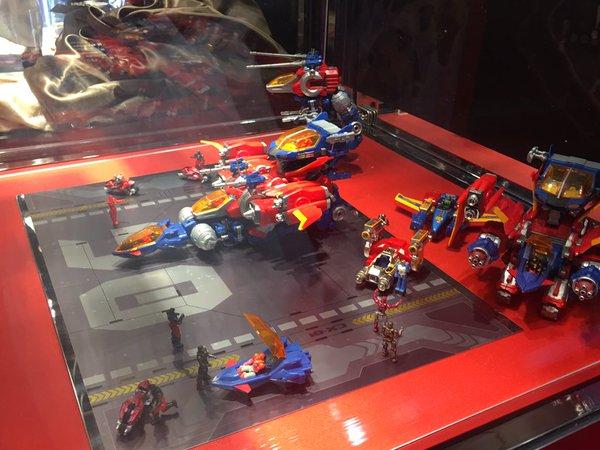 Diaclone: TakaraTomy relance la gamme de jouets Wf16ta010