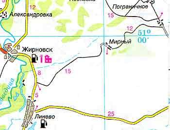 аномальные места и места силы Map-medv-01