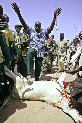غموض العلاقات السودانية الأمريكية 20050124182718