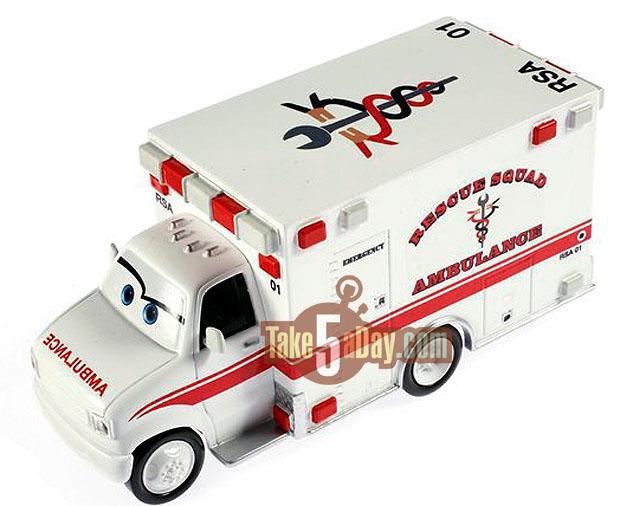 Nouveautés Rescue Edition Ambulance-wm