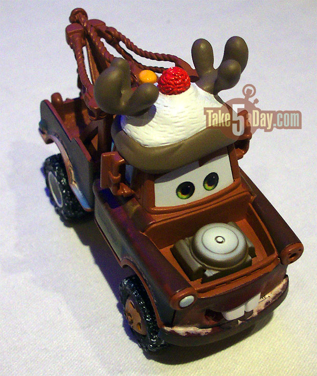 Mater Saves Christmas Reindeer-Mater