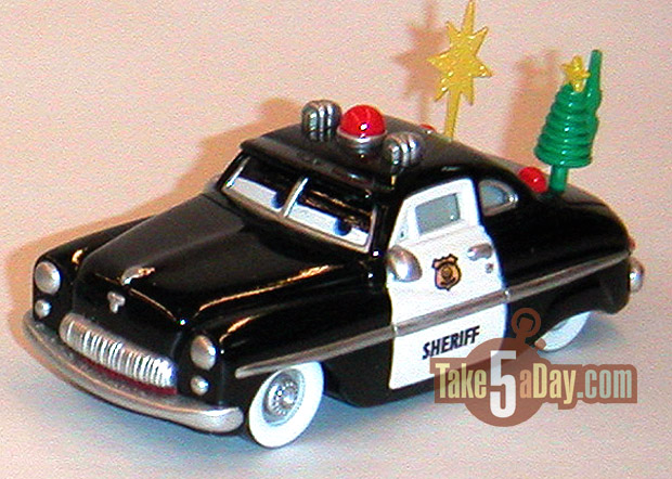 Mater Saves Christmas Sheriff