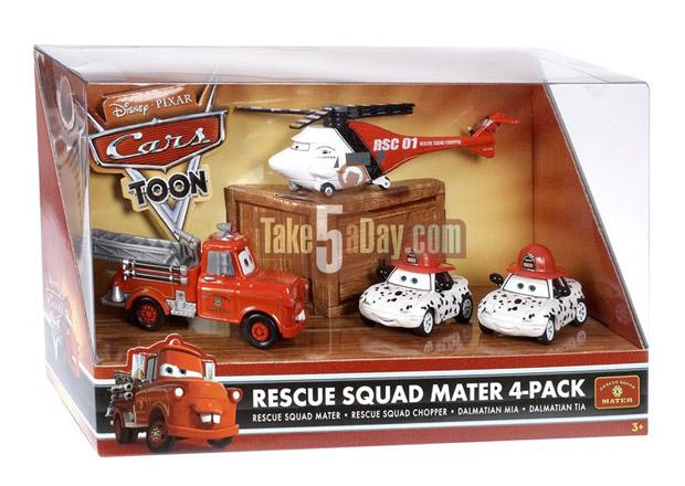 Nouveautés Rescue Edition Rescue-Squad-Mater